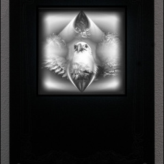 Eagle Lithophane